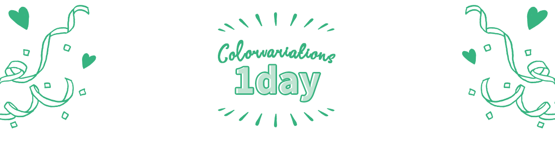 Colorvariations 1day